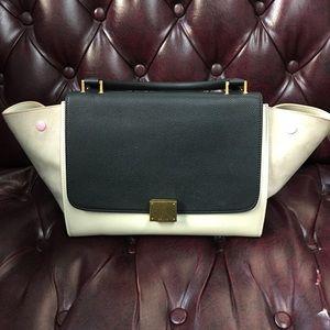 Celine Bags - Celine Trapeze Bag Pink